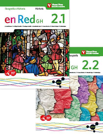 Geografía e historia (2)/En red/GH Vicens Vives 9788468278063
