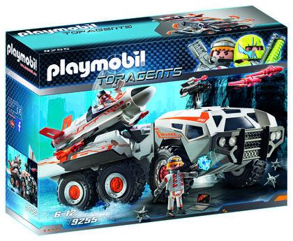 Playmobil Top Agentes Camión spy team
