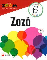 Lengua-Zozo/Zoom PRIMÀRIA 6 Vicens Vives 9788468243962