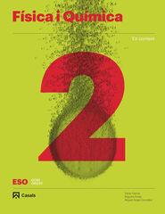 Física i Química 2/20 ESO 2 Casals 9788421866108
