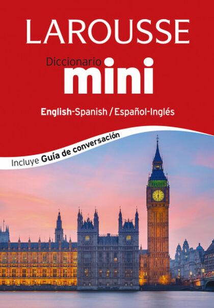 LAR Diccionario Mini Esp-Ing/Eng-Spa Larousse 9788416124398