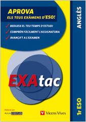 EXATAC ANGLÈS 1r ESO Vicens Vives- 9788431696511