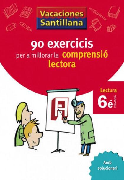 VACANCES COMPRENSIÓ LECTORA 6e PRIMÀRIA Voramar Vacances 9788498073829