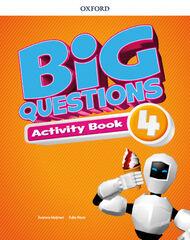 Big Questions/AB PRIMÀRIA 4 Oxford 9780194107464