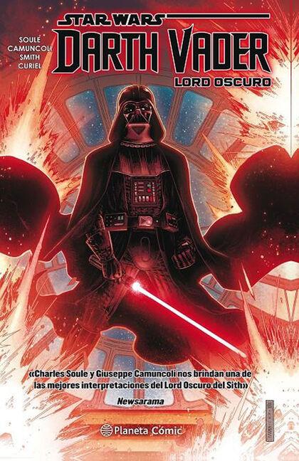 Star wars darth vader lord oscuro hc (tomo) Núm. 01/04