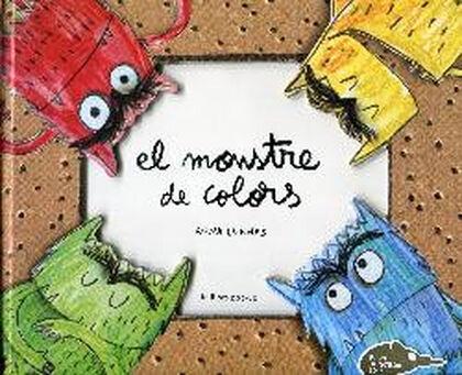 El Monstre de colors (pop-up) - Abacus Online