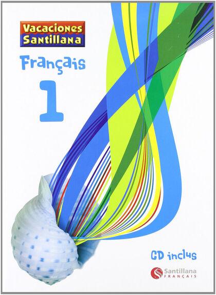 VACACIONES FRANCÉS 1 ESO Santillana Vacances 9788496597549