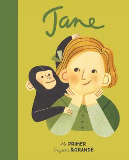 Mi Primer Pequeña Y Grande Jane Goodall