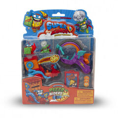 Pack Superzings Pizza riders
