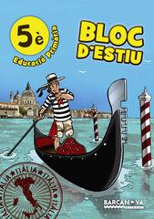 BLOC ESTIU 5e PRIMÀRIA Barcanova Quaderns 9788448940393