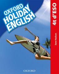 HOLIDAY ENGLISH 4 ESO CAT 3ED REV Oxford 9780194014779