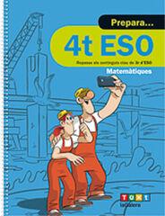 PREPARA 4ESO MATEMÀTIQUES 3r ESO Text 9788441230460