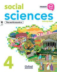 Think Social Science/CE M1/17 PRIMÀRIA 4 Oxford 9780190516970