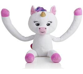 Peluche Fingerling Unicorn hugs