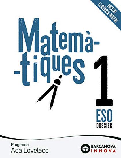 MATEMÀTIQUES ADA LOVELACE 1r ESO Barcanova Text 9788448950712