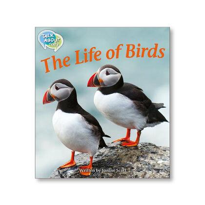 TA L16 THE LIFE OF BIRDS Macmillan 9781420240740