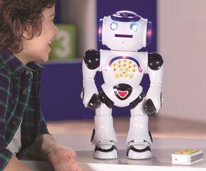 Robot LEXIBOOK Educativo Powerman