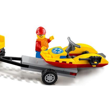 LEGO City Great Vehicles Quad de Rescate Costero (60286)