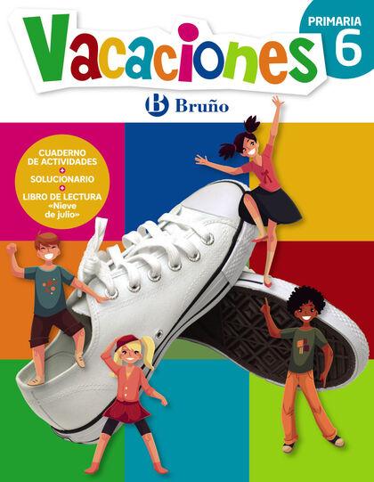 BRU E6 Vacaciones/17 Bruño Quaderns 9788469615409