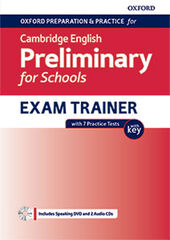 OXF PREPARATION B1 PET FOR SCHOOLS W/K Oxford 9780194118941
