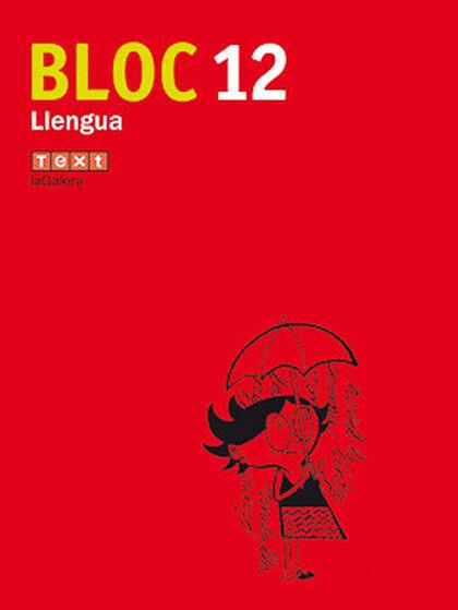 LLENGUA BLOC 12 4t PRIMÀRIA Text 9788441215863