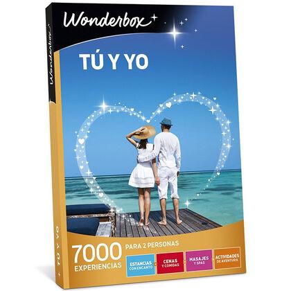 Wonderbox Tú y yo