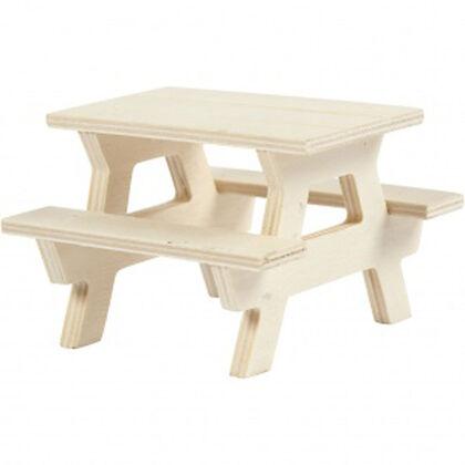 Maqueta Mini mueble jardín Creative
