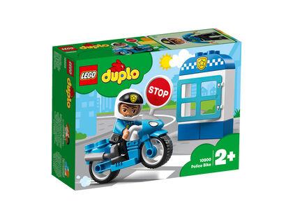 LEGO Duplo Moto polciia (10900)