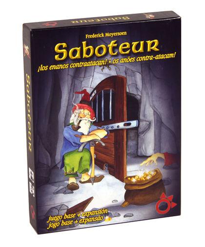 Saboteur (Juego Base + Expansión)
