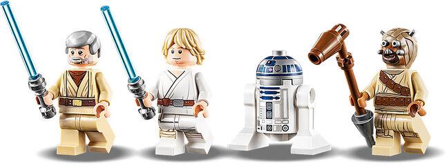LEGO Star Wars  Cabaña de Obi-Wan (75270)