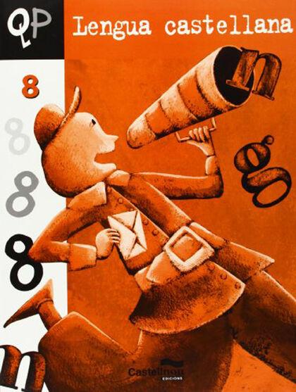 LENGUA CUADERNO 8 3º PRIMARIA Castellnou 9788498041354