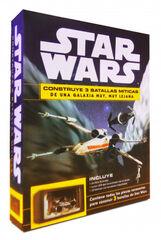 Star Wars. Construye tres batallas mític