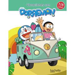 VACACIONES CON DORAEMON 7-8 AÑOS Hachette 9788417586782