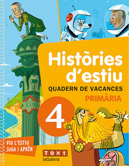 TG E4 Vacances/Històries estiu/Tram Text 9788441219199