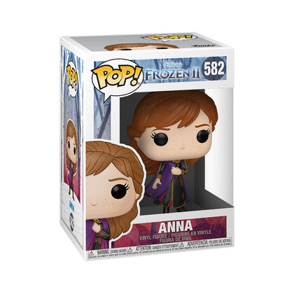 Funko POP! Disney Frozen 2 Anna