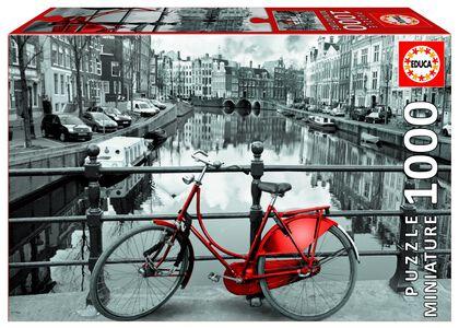 Puzzle Educa Miniature amsterdam