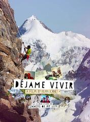 KILIAN JORNET DEJAME VIVIR  DVD