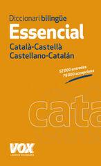Diccionari Essencial Català-Castellà/Cas
