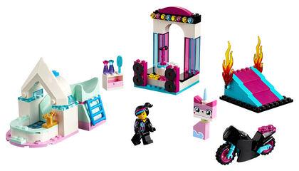 LEGO Movie 2 Maletín Lucy (70833)
