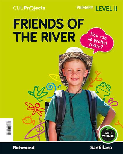Friends of the river/2 PRIMÀRIA 3 Santillana Text 9788468067551