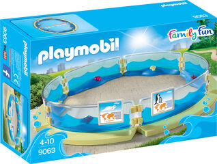 Playmobil Family Fun Piscina d'aquari