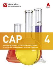 Ciencias Aplicadas Prof./CAP ESO 4 Vicens Vives 9788468236995