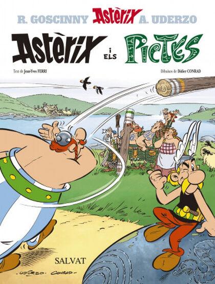 Astèrix i els Pictes