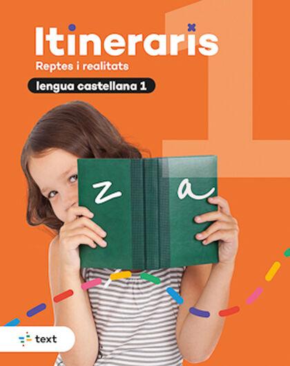 Castellà-itineraris/20 PRIMÀRIA 1 Text 9788441233003