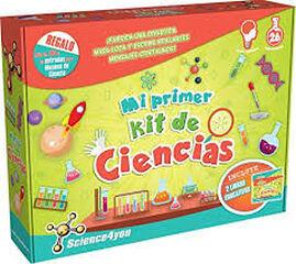 Juego de ciencia Primer Kit