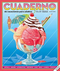 Cuaderno de vacaciones para adultos Vol5