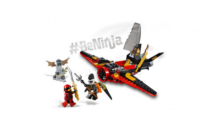 Lego Ninjago Caza del destino