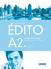 EDITO A2 EXERCICES+CD ED.18 Didier 9788490492932