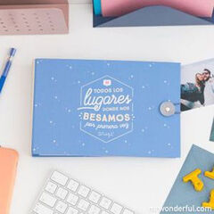 Álbum de fotos Mr.Wonderful Para contar la historia…