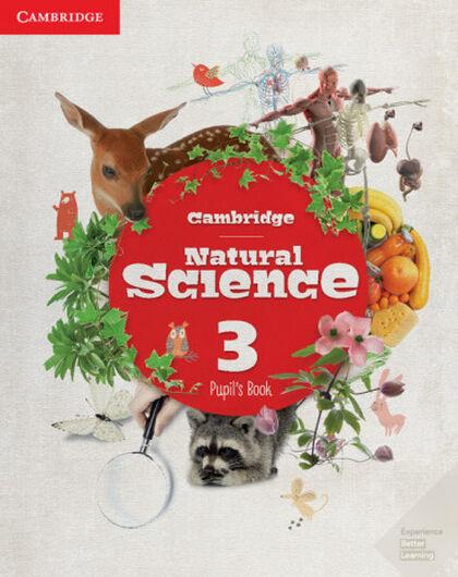 Natural Science/PB PRIMÀRIA 3 Cambridge 9788490369975